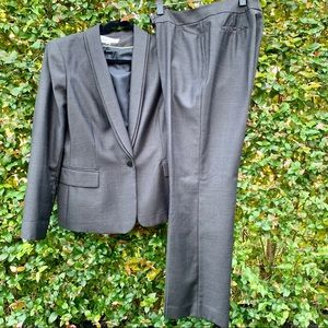 CALVIN KLEIN Suit Pants Size 8